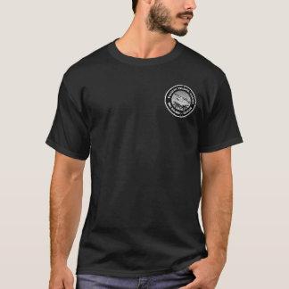 BT256 - Pacific Island Tours - Black/White Version T-Shirt