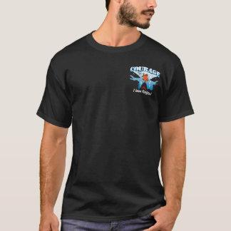 BT266 - Courage of Freddie Fish T-Shirt