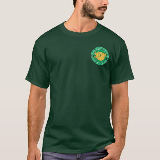 BT268 - The Irish Puffer Pub and Grill T-shirt