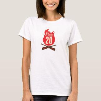 BTA HOF20 Ladies T-Shirt
