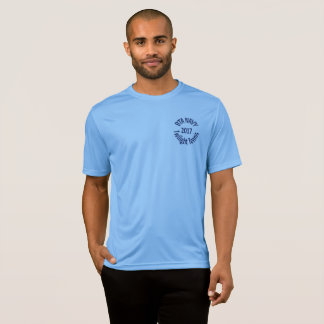 BTA Navy Tennis Shirt - 2017 - 2