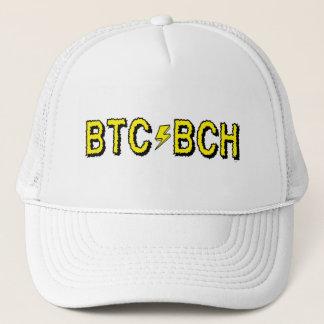 BTC BCH TRUCKER HAT