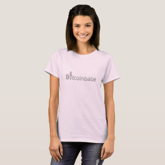 Bticoin T-Shirt for women - Bitcoinbabe