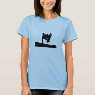 BTJ Ladies Silhouette Babydoll T-Shirt