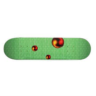 BTK Kru Spotz 21.6 Cm Old School Skateboard Deck