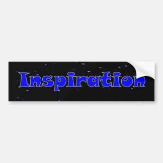 BTS-1 Near Space Balloon Capsule - Inspiration Bumper Sticker