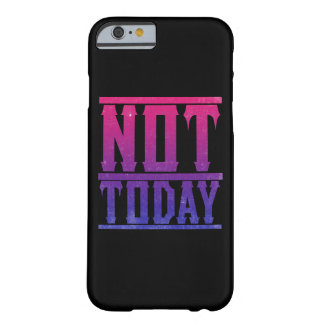 BTS NOT TODAY BARELY THERE iPhone 6 CASE