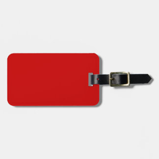BU Red Bag Tags