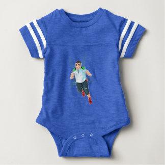 Bubba Baby Football Bodysuit