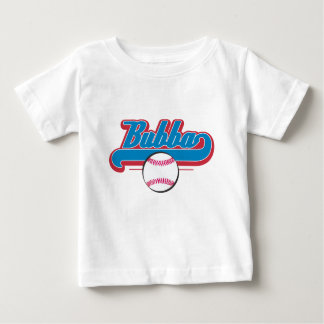Bubba: Baseball Baby T-Shirt