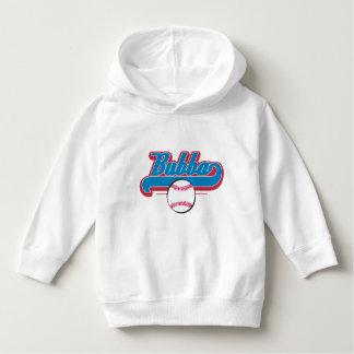 Bubba baseball logo hoodie