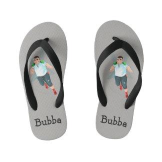 Bubba Custom Flip Flops, Kids Kid's Thongs