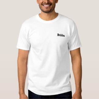 Bubba Embroidered T-Shirt