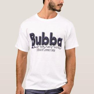 "Bubba U. (University) ""School of Common Sense"" T-Shirt"