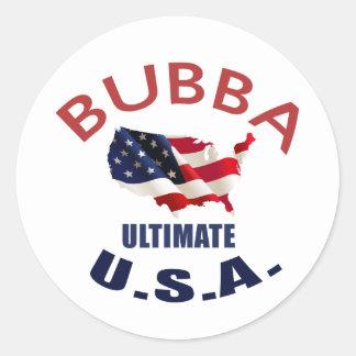 BUBBA USA STICKER