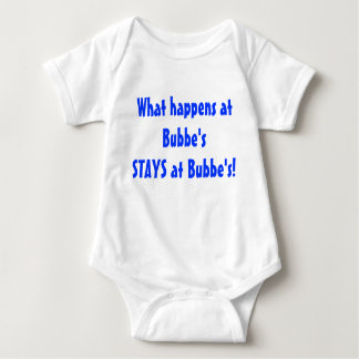 Bubbe's House Baby Bodysuit