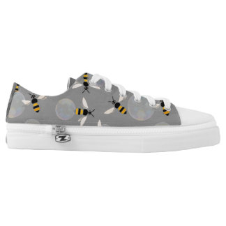 Bubble Bees Low Tops
