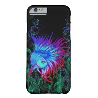 Bubble Betta Barely There iPhone 6 Case