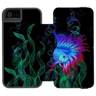 Bubble Betta Incipio Watson™ iPhone 5 Wallet Case