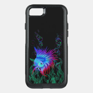 Bubble Betta OtterBox Commuter iPhone 8/7 Case