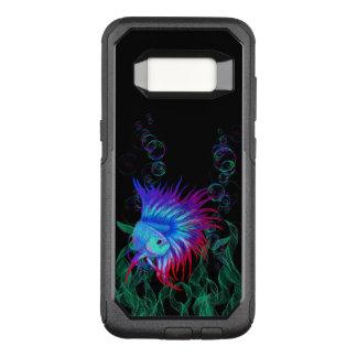Bubble Betta OtterBox Commuter Samsung Galaxy S8 Case