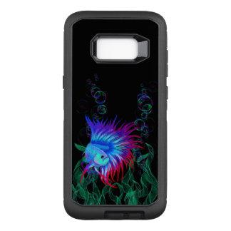 Bubble Betta OtterBox Defender Samsung Galaxy S8+ Case