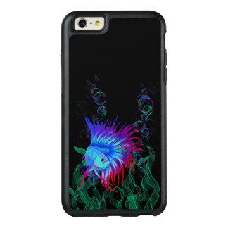 Bubble Betta OtterBox iPhone 6/6s Plus Case