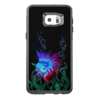 Bubble Betta OtterBox Samsung Galaxy S6 Edge Plus Case