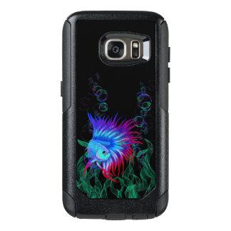 Bubble Betta OtterBox Samsung Galaxy S7 Case