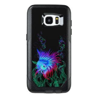 Bubble Betta OtterBox Samsung Galaxy S7 Edge Case