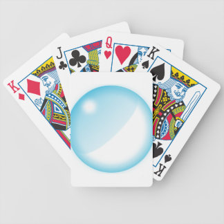 Bubble Bicycle Playing Cards