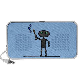 Bubble Bot Doodle Speaker