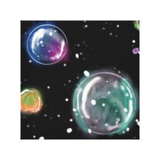 Bubble Canvas