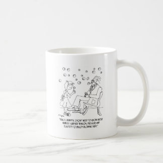 Bubble Cartoon 0619 Coffee Mug
