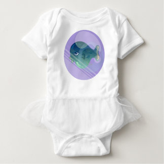 Bubble Fish Baby Bodysuit