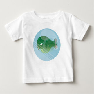 Bubble Fish Baby T-Shirt