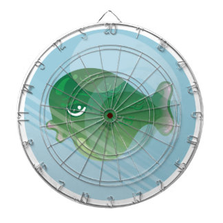 Bubble Fish Dartboard
