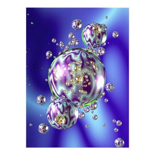 Bubble Galaxy Announcement