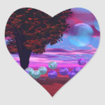Bubble Garden - Rose and Azure Wisdom