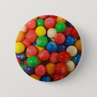 Bubble Gum Button
