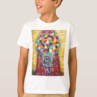 """Bubble Gum Machine"" T-Shirt"