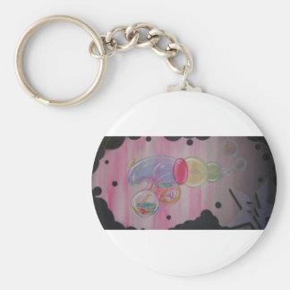 bubble gun keychain