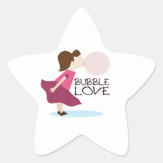 Bubble Love Sticker