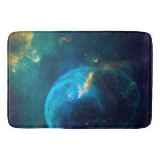 Bubble Nebula Bath Mat