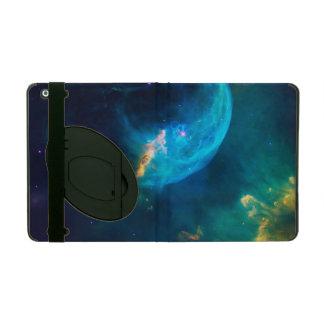 Bubble Nebula iPad Case