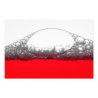 Bubble Photo Print