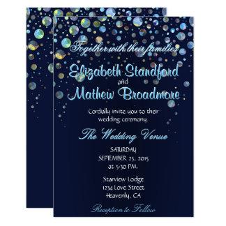 Bubble Stars Card