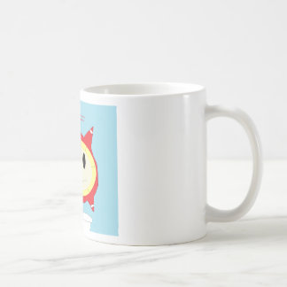 bubble thing coffee mug