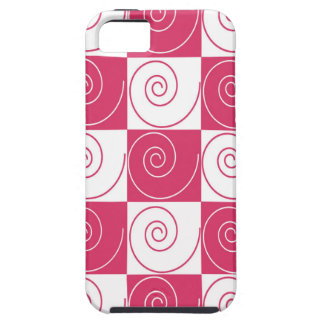 Bubblegum Pink Mousey Tails iPhone 5 Cover