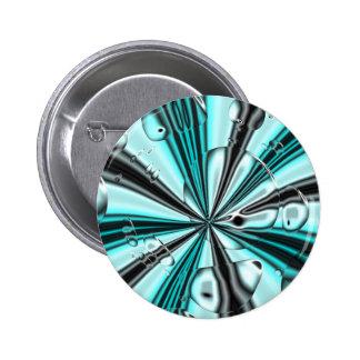 Bubbles 6 Cm Round Badge